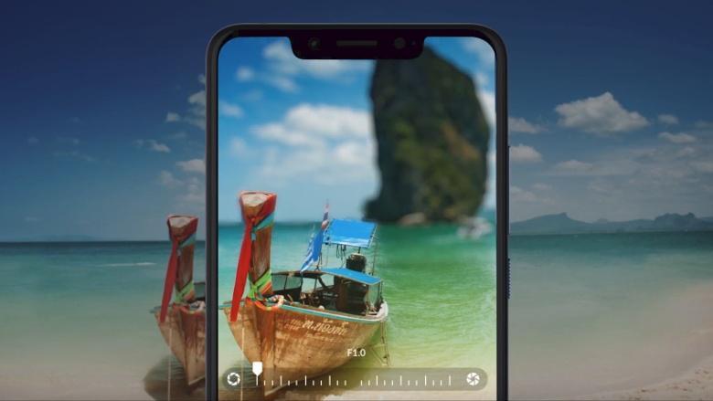 Uso de la cámara del Alcatel 5v