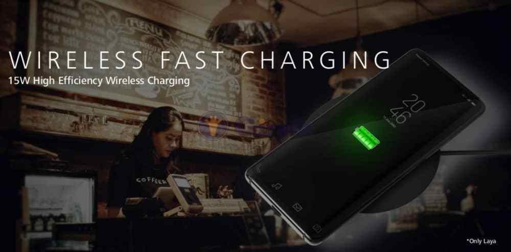 Carga rápida del Huawei Mate 20