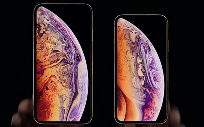Comparativa del iPhone Xs
