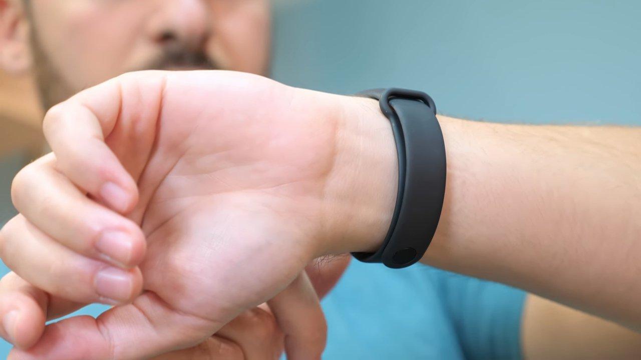 Correa de goma de la Xiaomi Mi Band 3