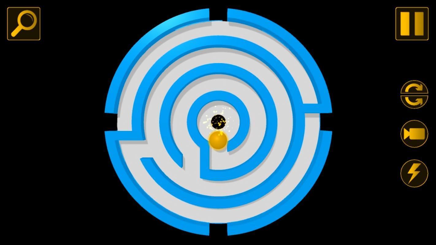 Juego Geomaze para Android