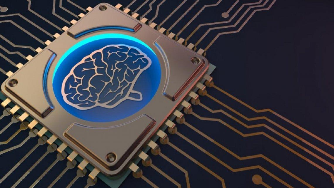 Inteligencia Artificial chip