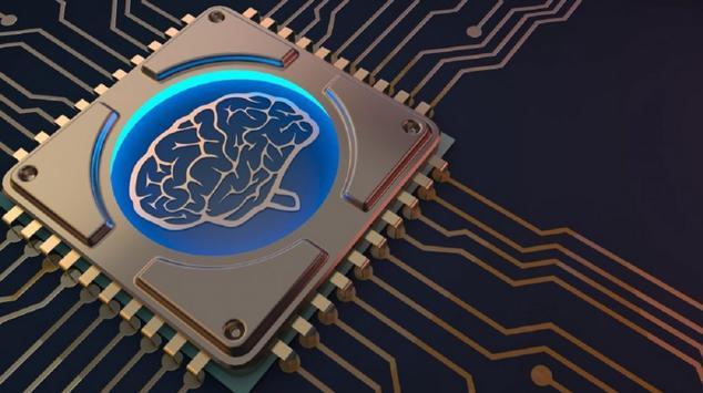 Inteligencia Artificial chip