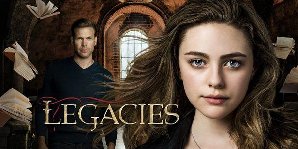 Serie Legacies HBO