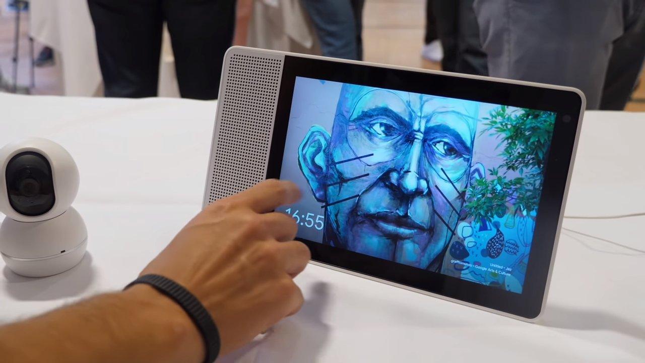 pantalla inteligente Lenovo Smart Diplay