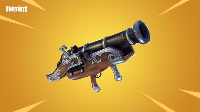 Nuevo arma de Fortnite