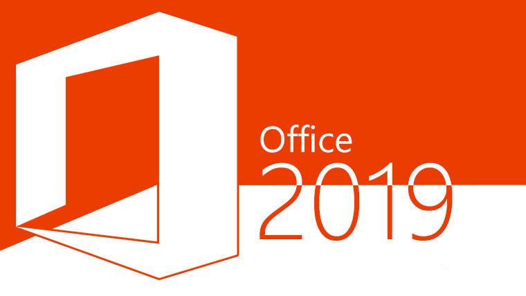 Logotipo de Office 2019