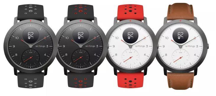 Smartwatch Withings Steel HR Sport