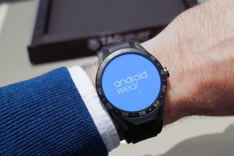 nuevo diseño de Android Wear