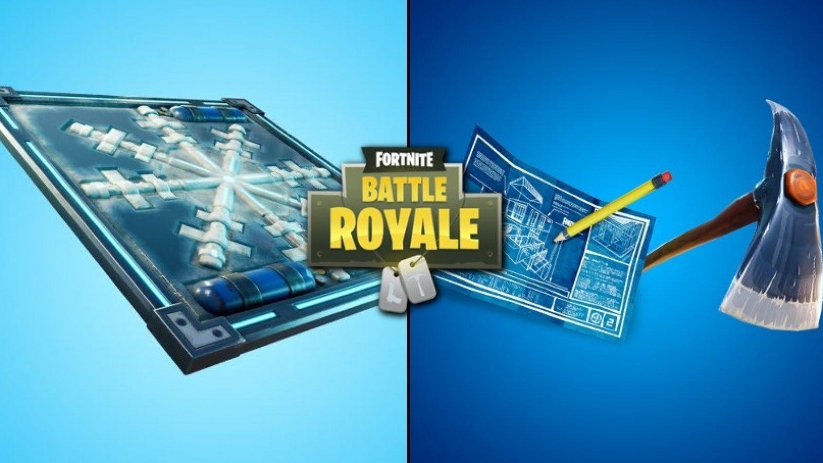 Actualización de Fortnite
