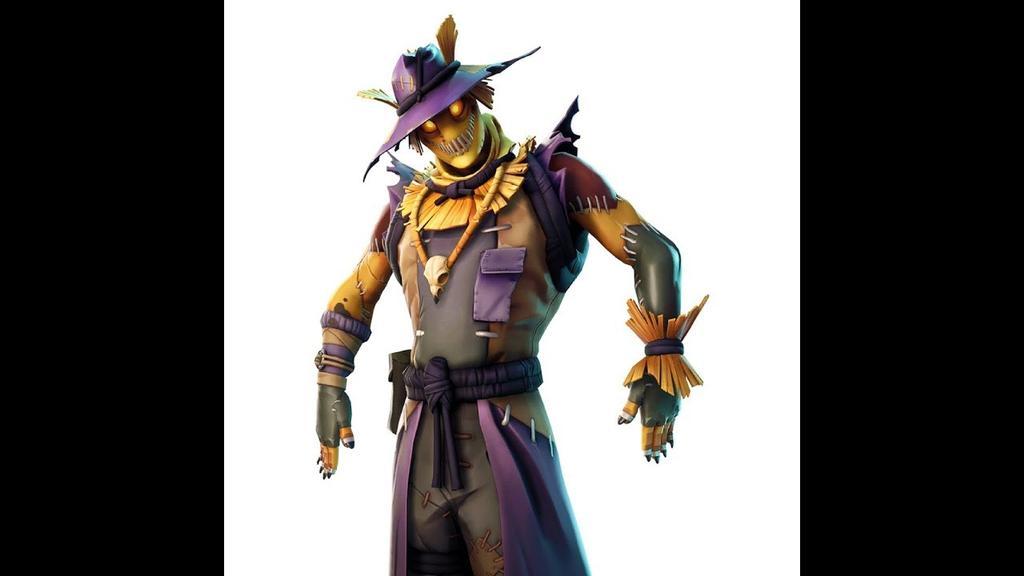Nuevos trajes de Fortnite
