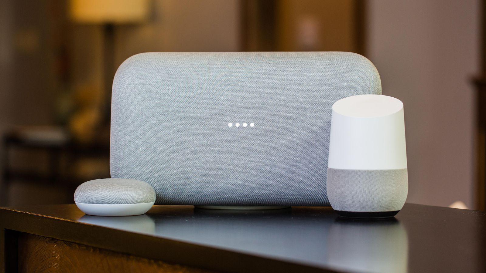 Google Home con Google Assistant