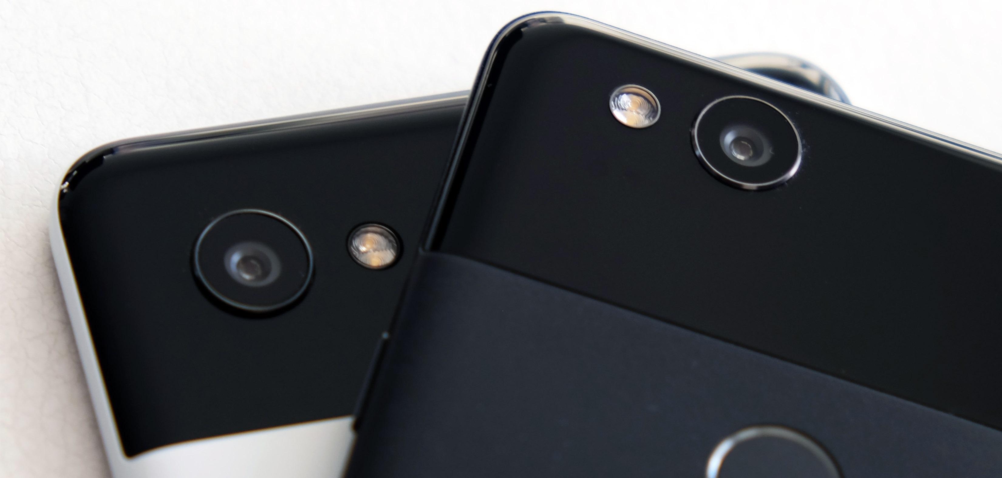 Camara del Pixel 3 XL