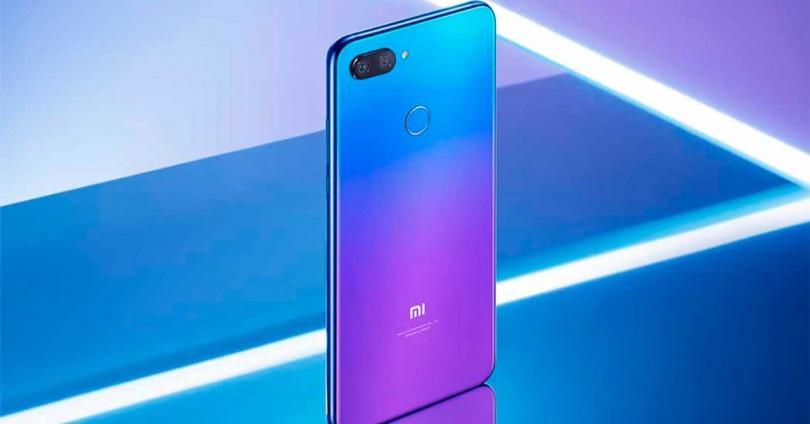 Características del Xiaomi Mi 8 Lite