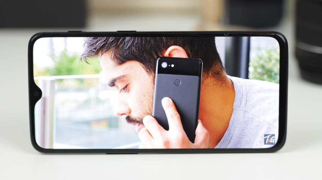Pantalla del OnePlus 6T