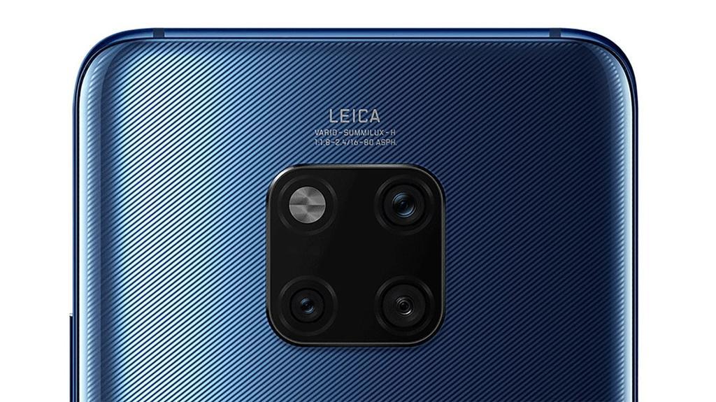 Cámara del Huawei Mate 20 Pro