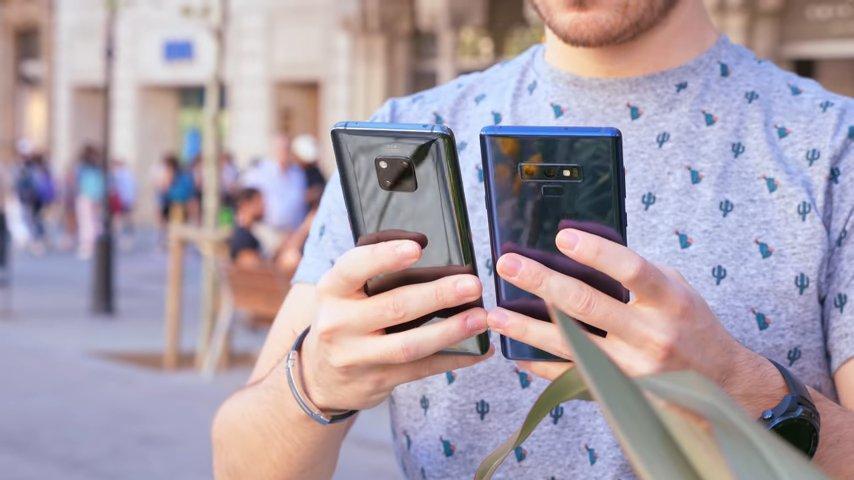 Comparativa del Huawei Mate 20 Pro (3)