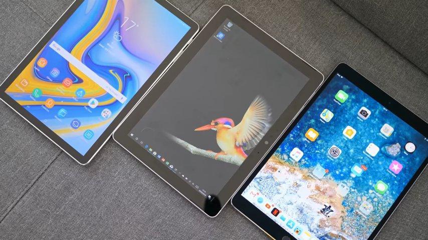 Comparativa del iPad Pro