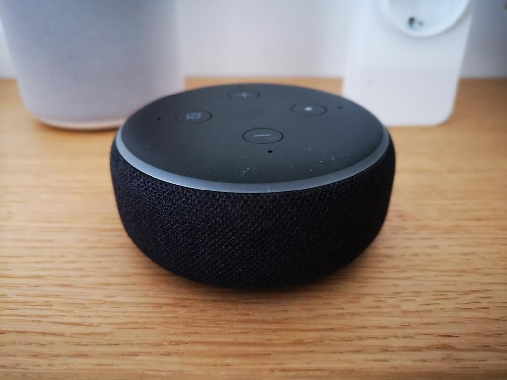 Comprar Amazon Echo Dot