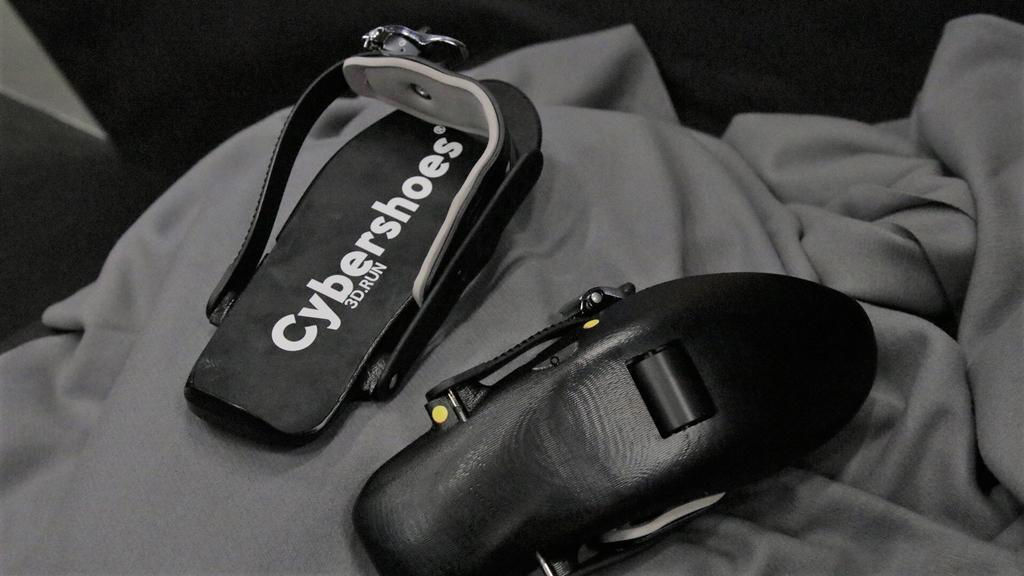 diseño de Cybershoes