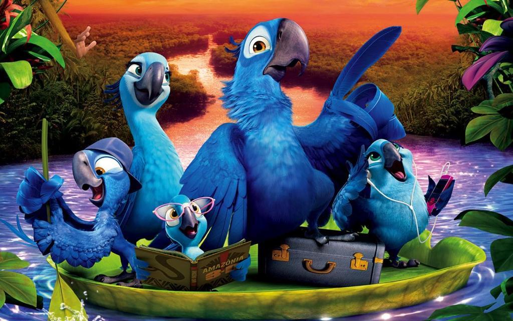 Portada de RIO de estreno en HBO
