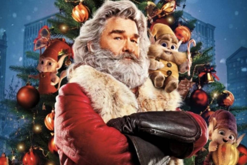 Portada de un cuento de Navidad