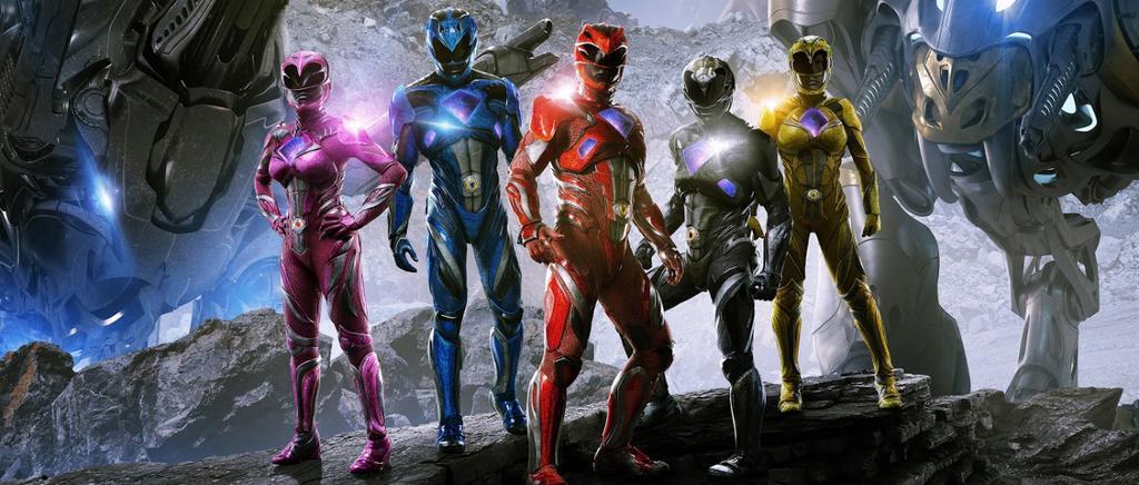Portada de Power Rangers