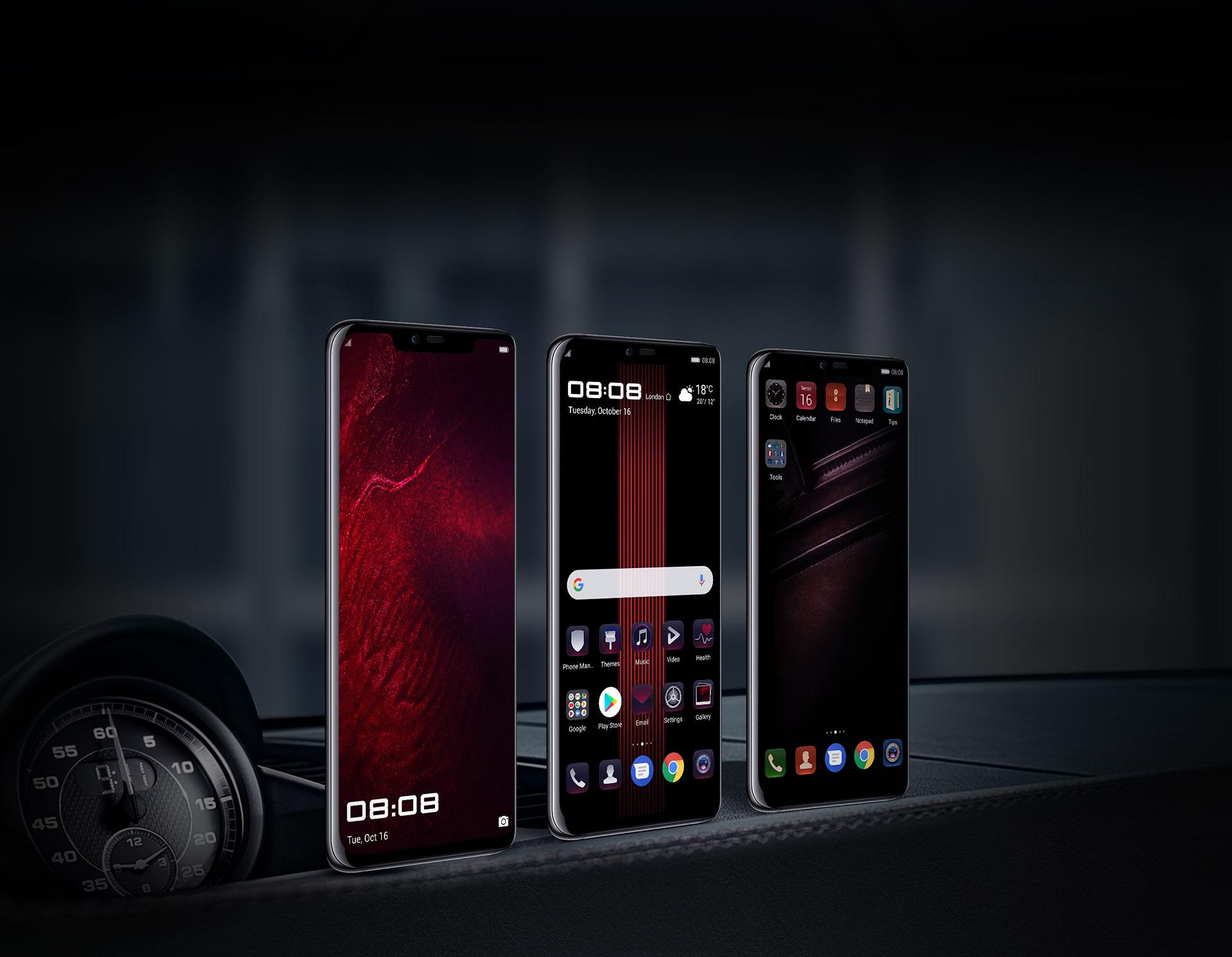 Huawei Mate 20 RS Porsche Edition