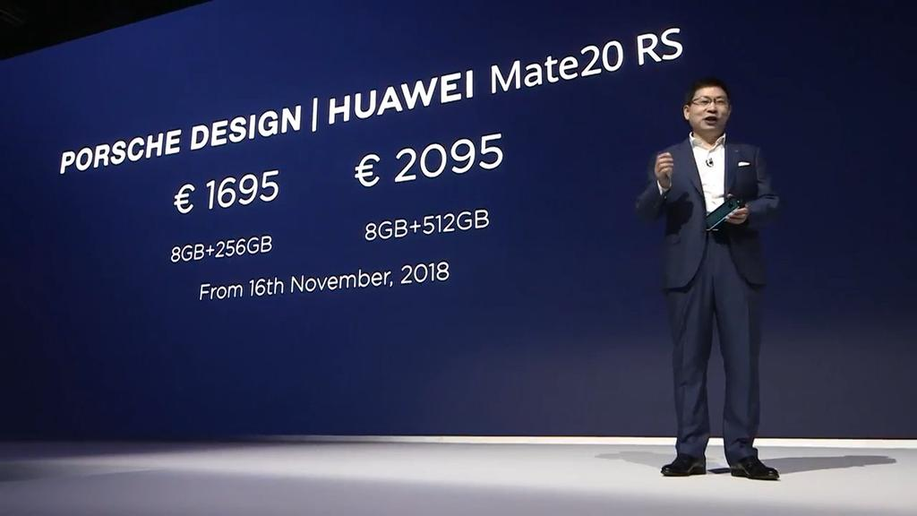 Precio de lHuawei Mate 20 RS