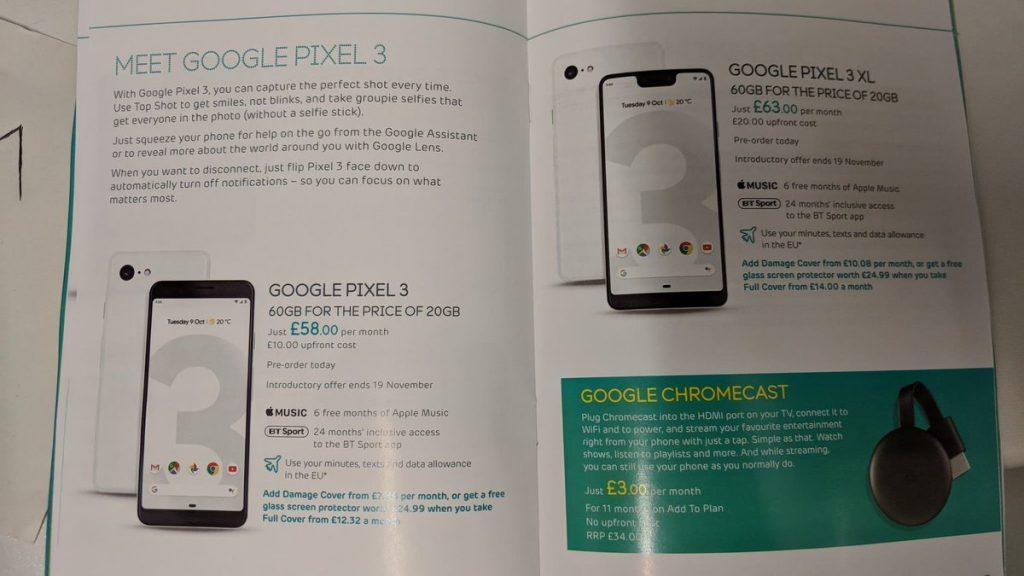Google Home Hub y nuevo altavoz con los Pixel 3