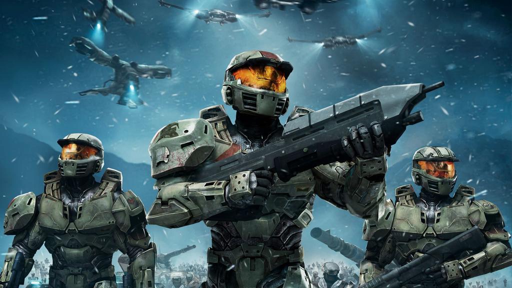 Portada de Halo Wars