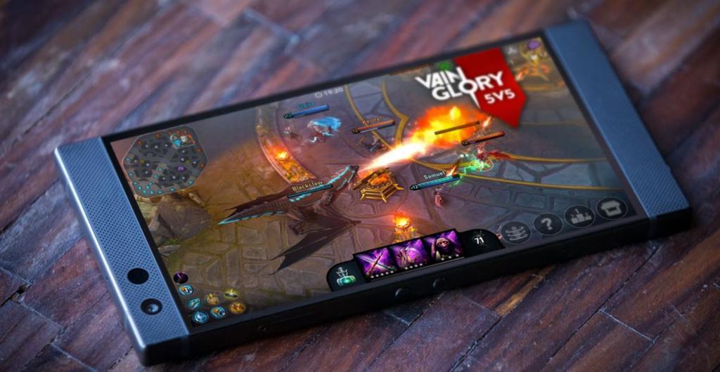 Juego en el Razer Phone 2