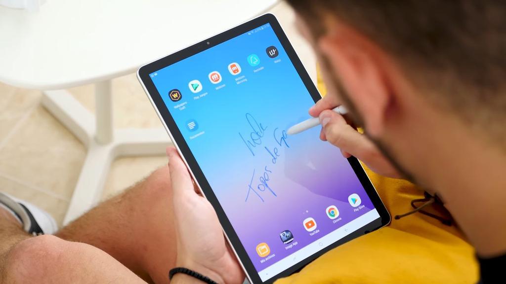 S Pen de la Samsung Galaxy Tab S4