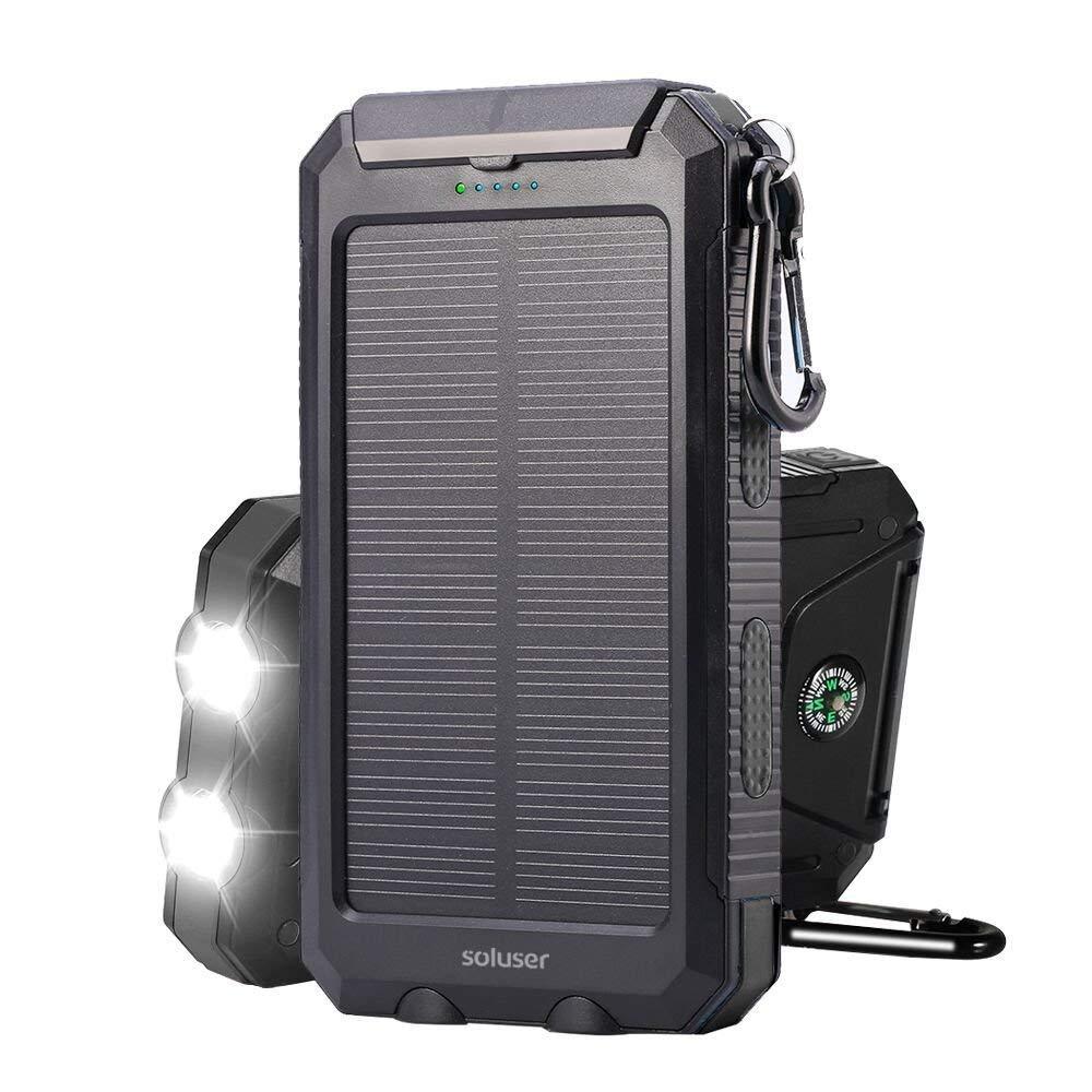 Batería externa Soluser 10000mAh