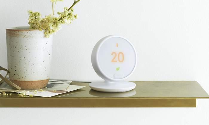 Uso Nest Thermostat E