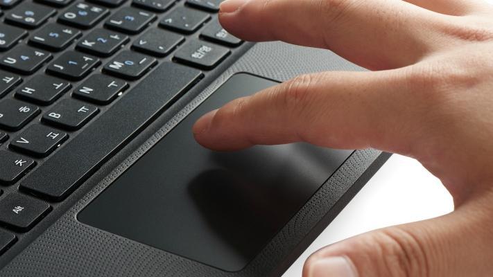 Uso Touchpad e un portátil