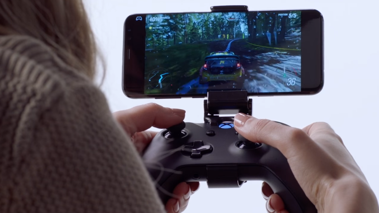 Project xCloud con Xbox One