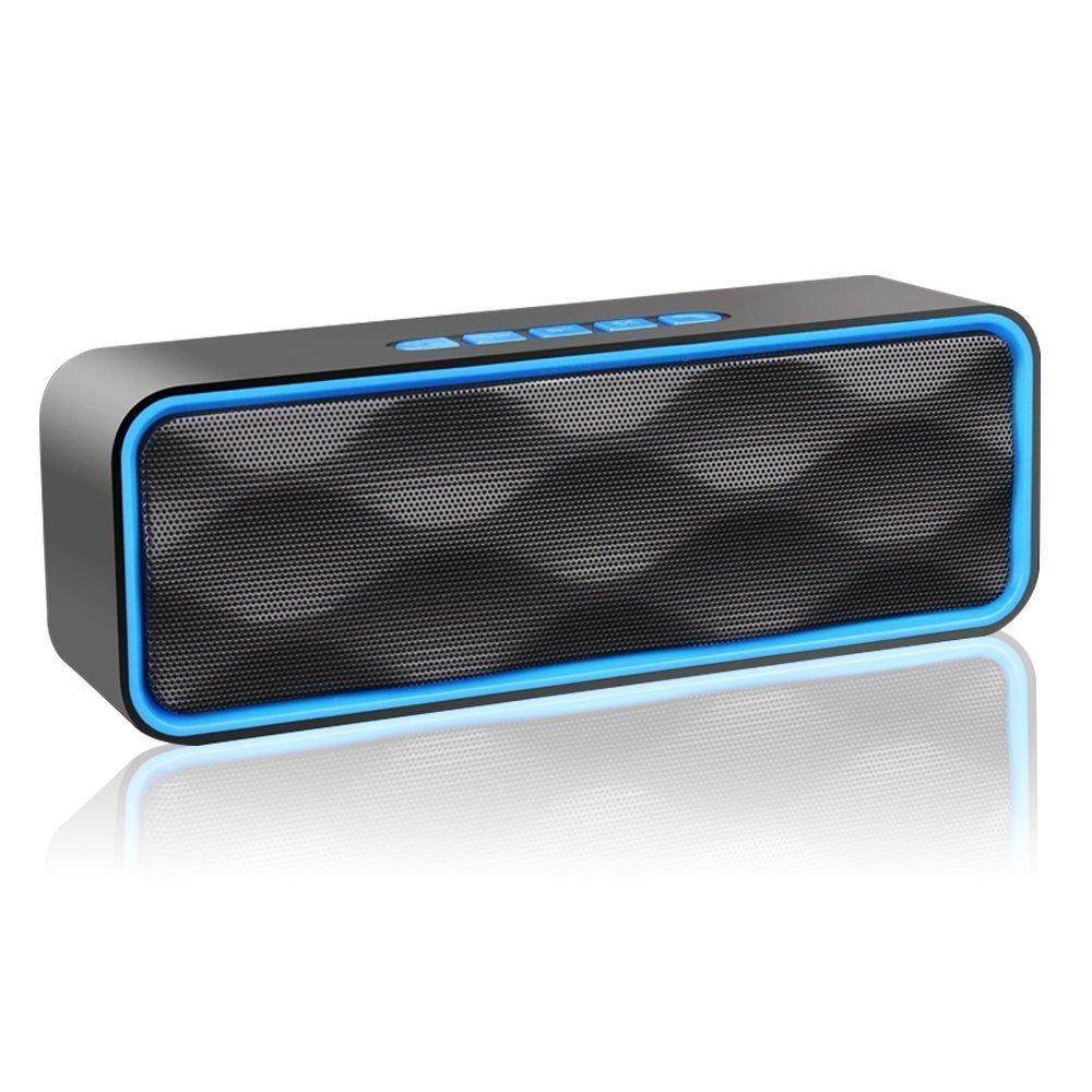 altavoz Bluetooth con Radio FM de Aigoss