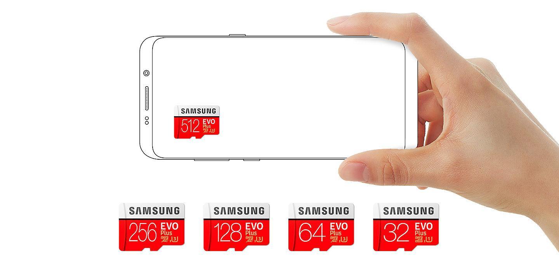 Samsung microSD 512