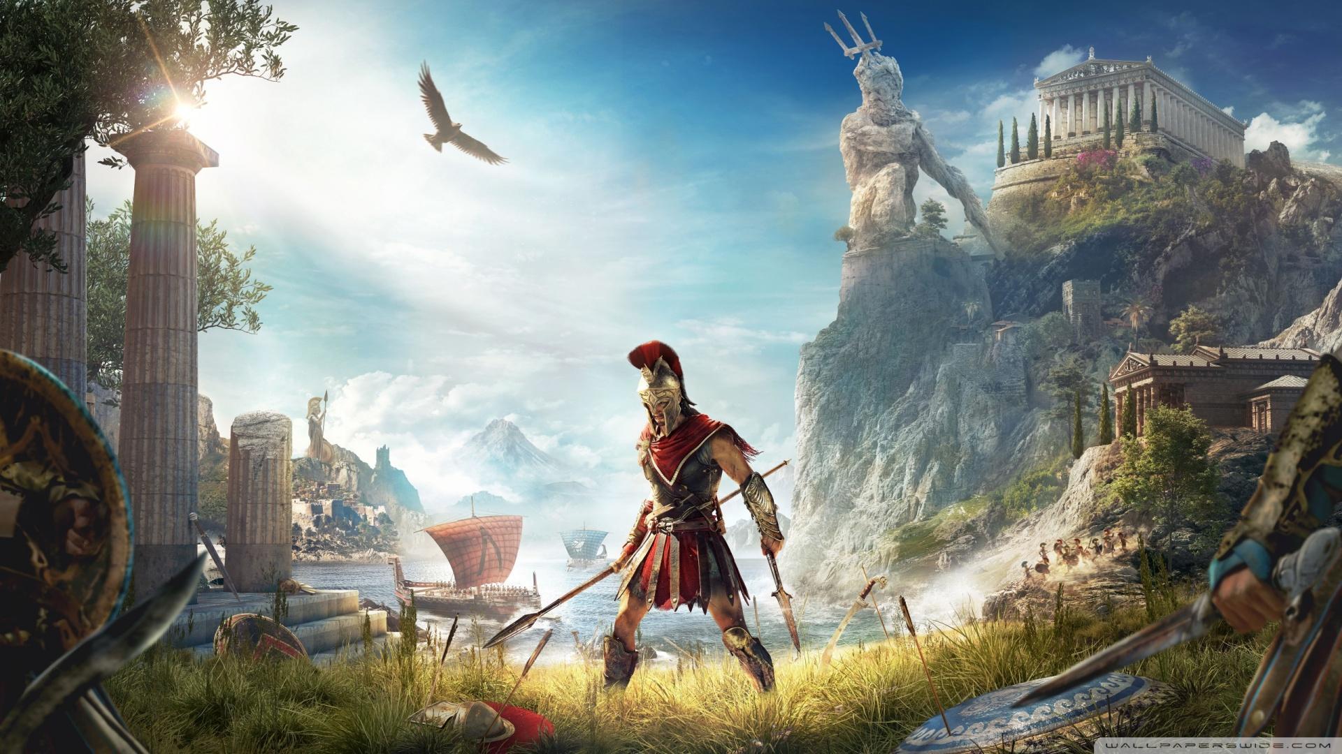 jugar a Assassin's Creed Odyssey