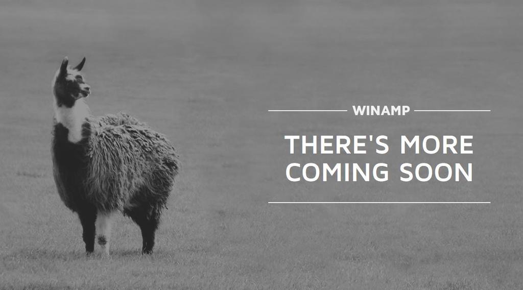 Winamp vuelve