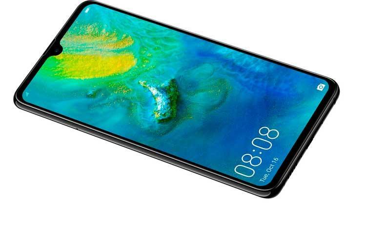 Características del Huawei Mate 20