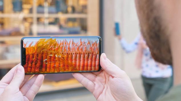 Ver noticia 'Pantalla del Huawei Mate 20 Pro, compatibilidad absoluta con contenidos multimedia'