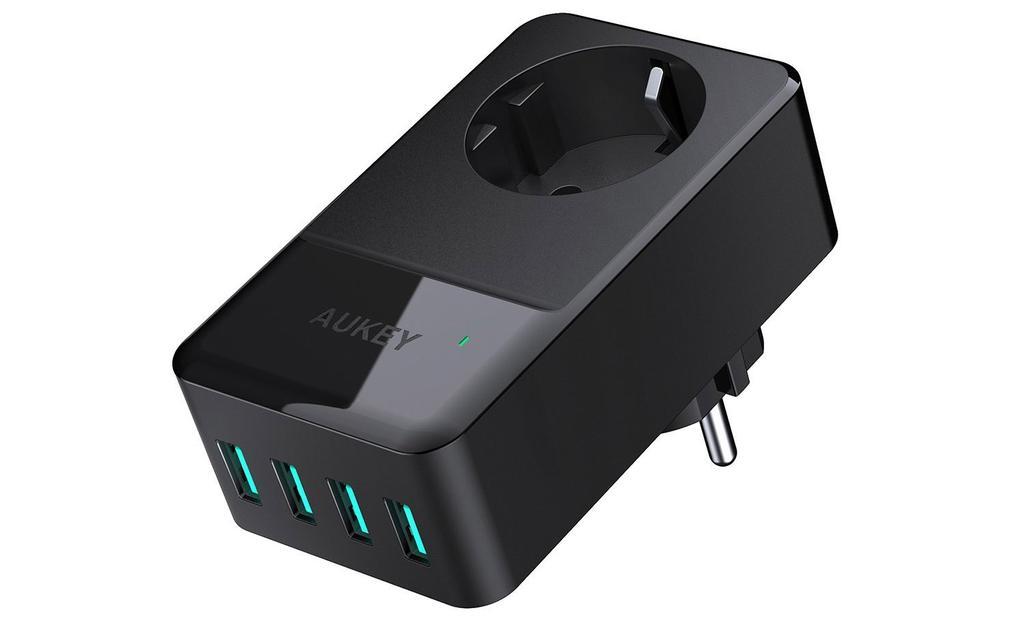 Cargador AUKEY Cargador USB