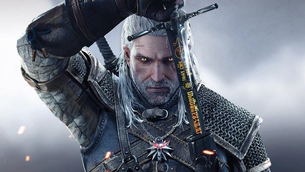 Portada The Witcher III