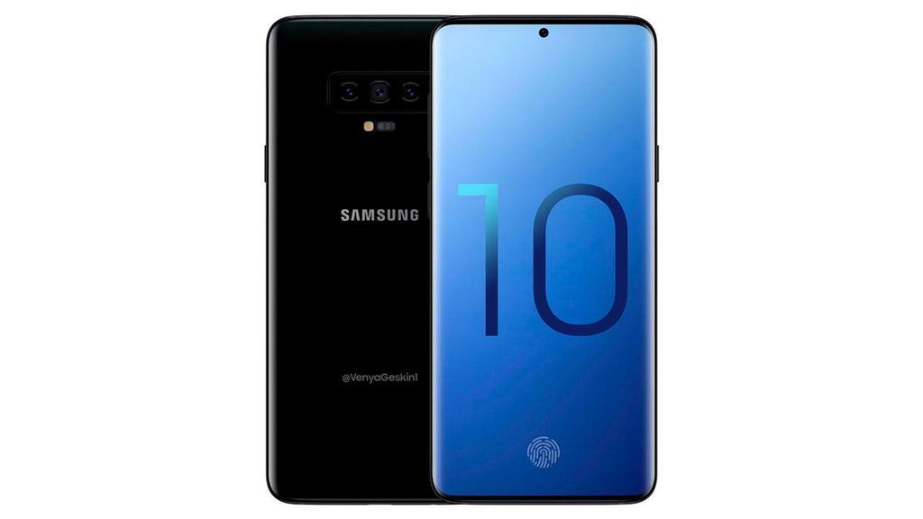 Diseño del Samsung Galaxy S10 (2)