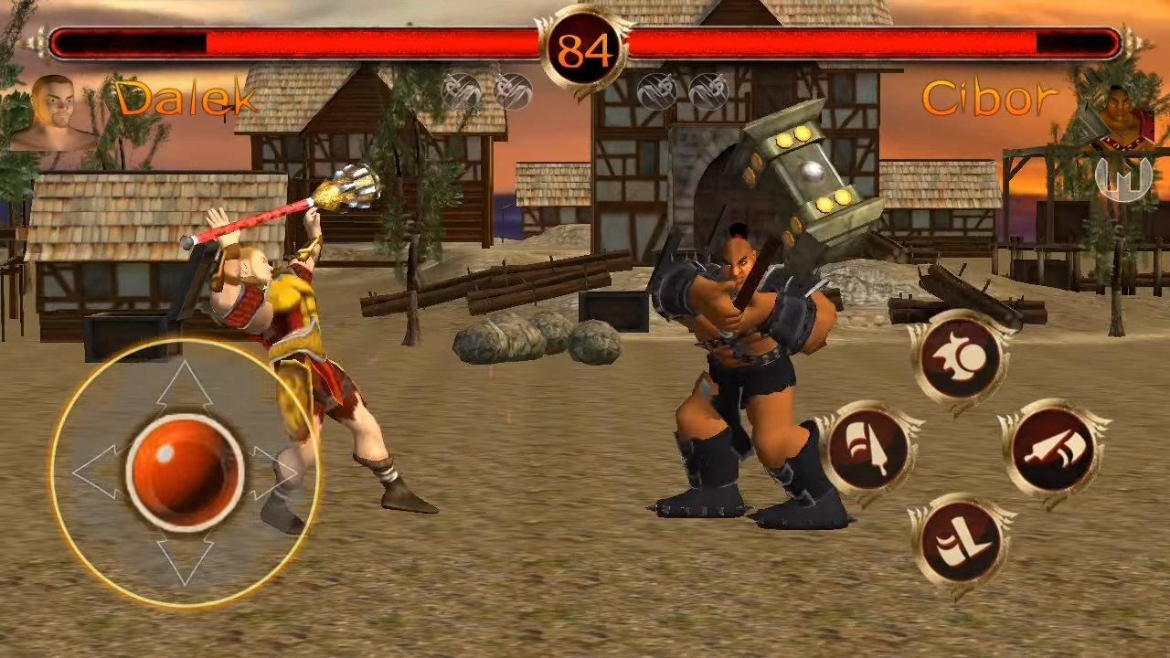 Juego Terra Fighter