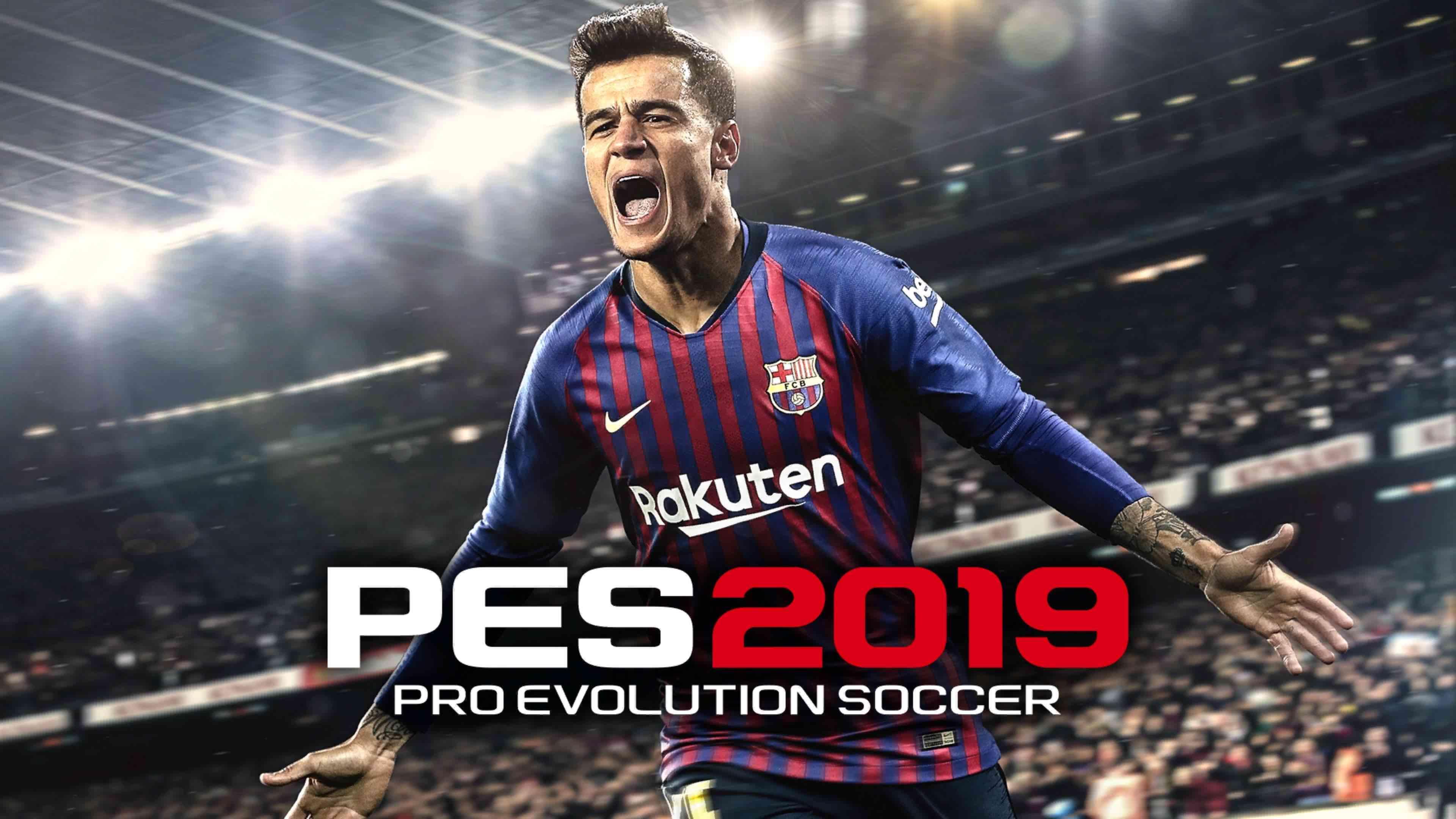 Jugar gratis a PES 2019