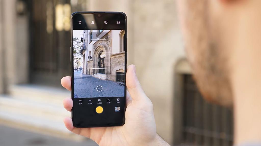 Cámara OnePlus 6T