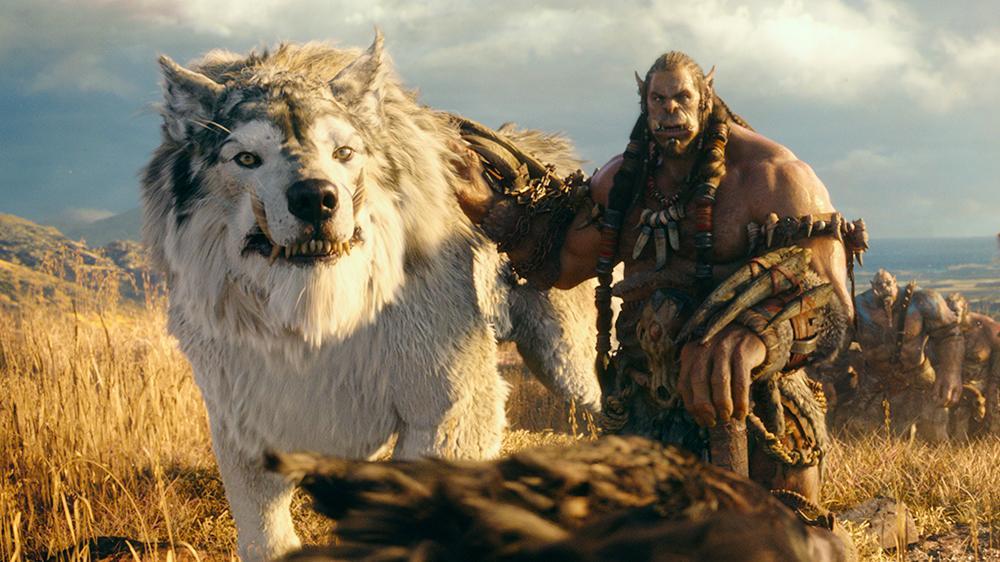 Película basada en Warcraft